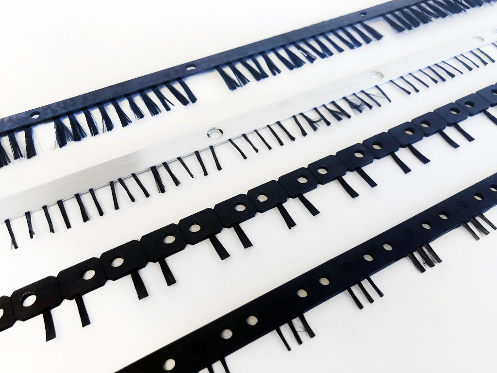 static dissipators for copiers and printers